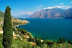 Gardasøen geografi