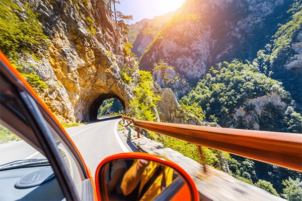 Bilferie til Gardasøen