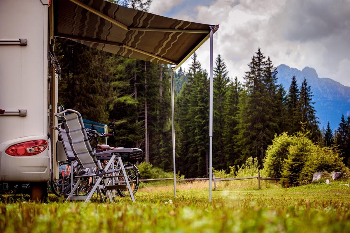 Camping - natur