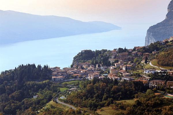 Hotel i bjergene