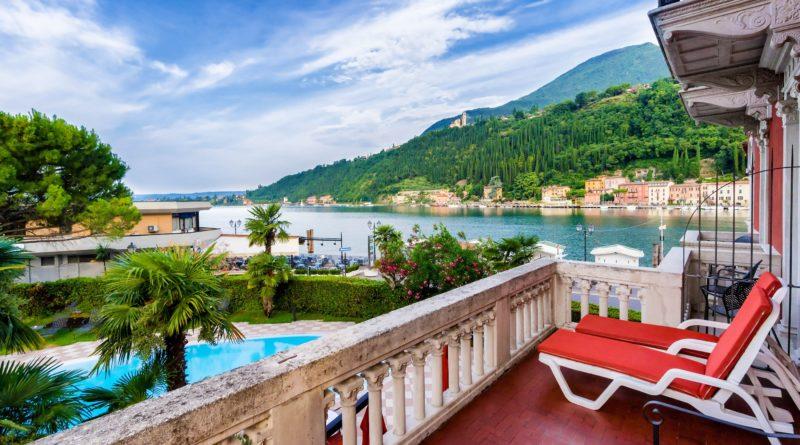 Hotel ved Gardasøen