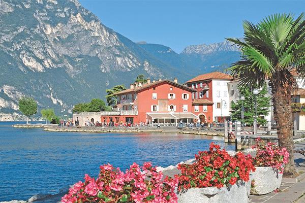 Hotel ved vandet