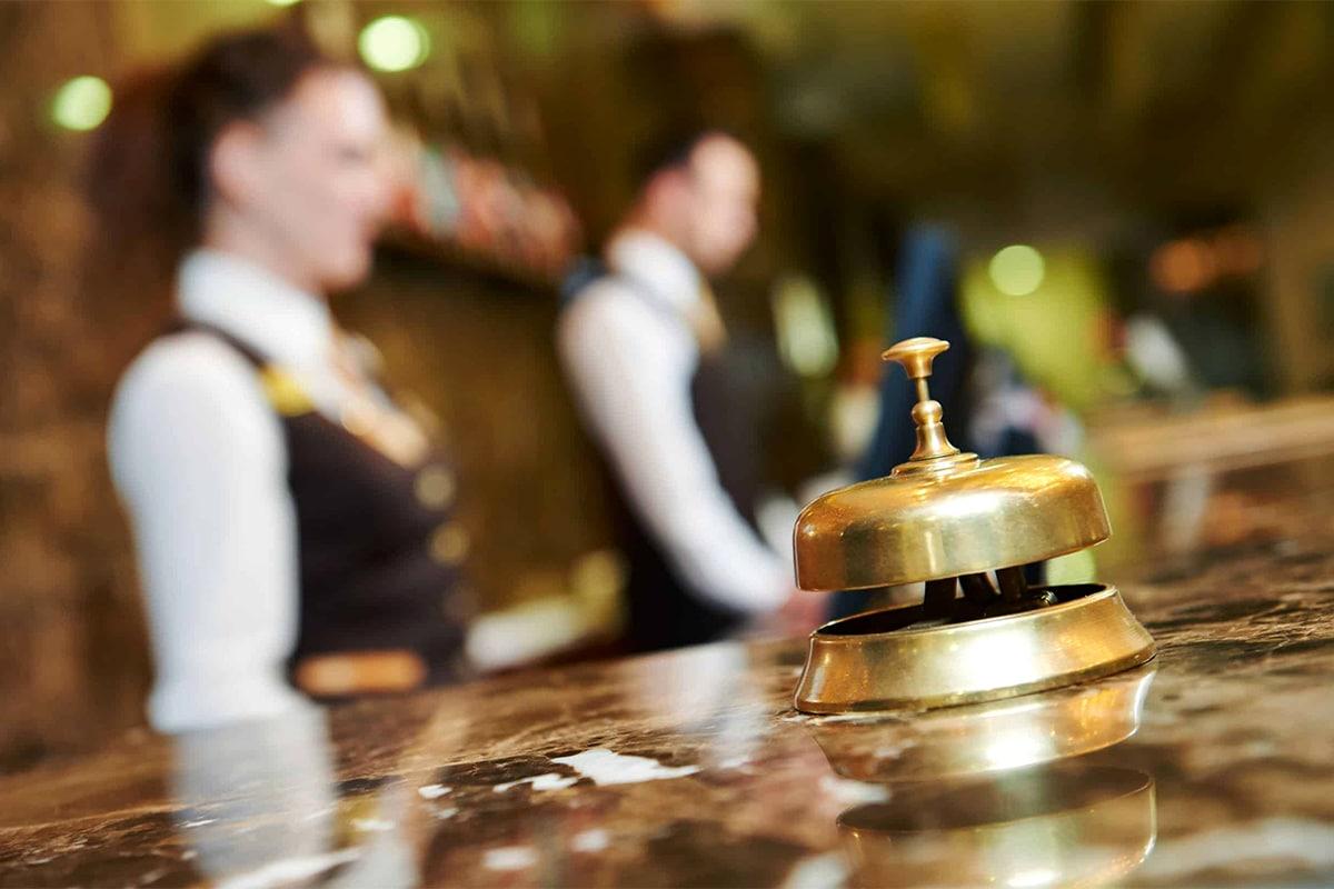 Hoteller - service