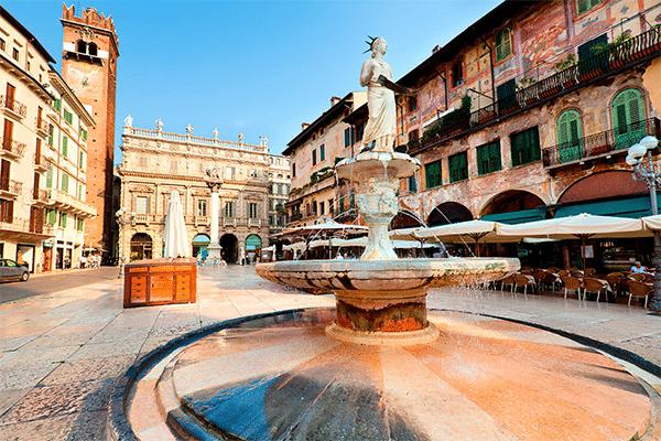 Kør til Verona