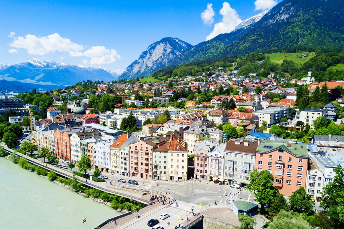 Kør selv ferie - Innsbruck