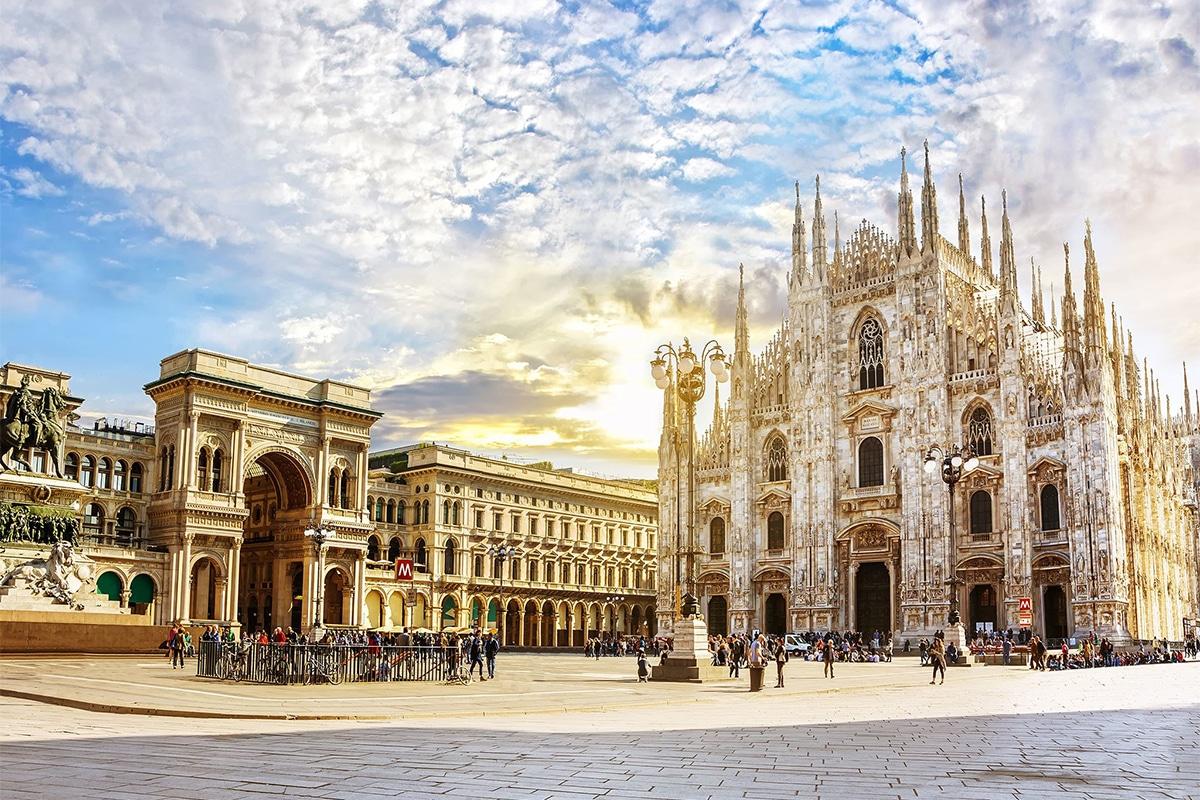 Seværdigheder - Milano