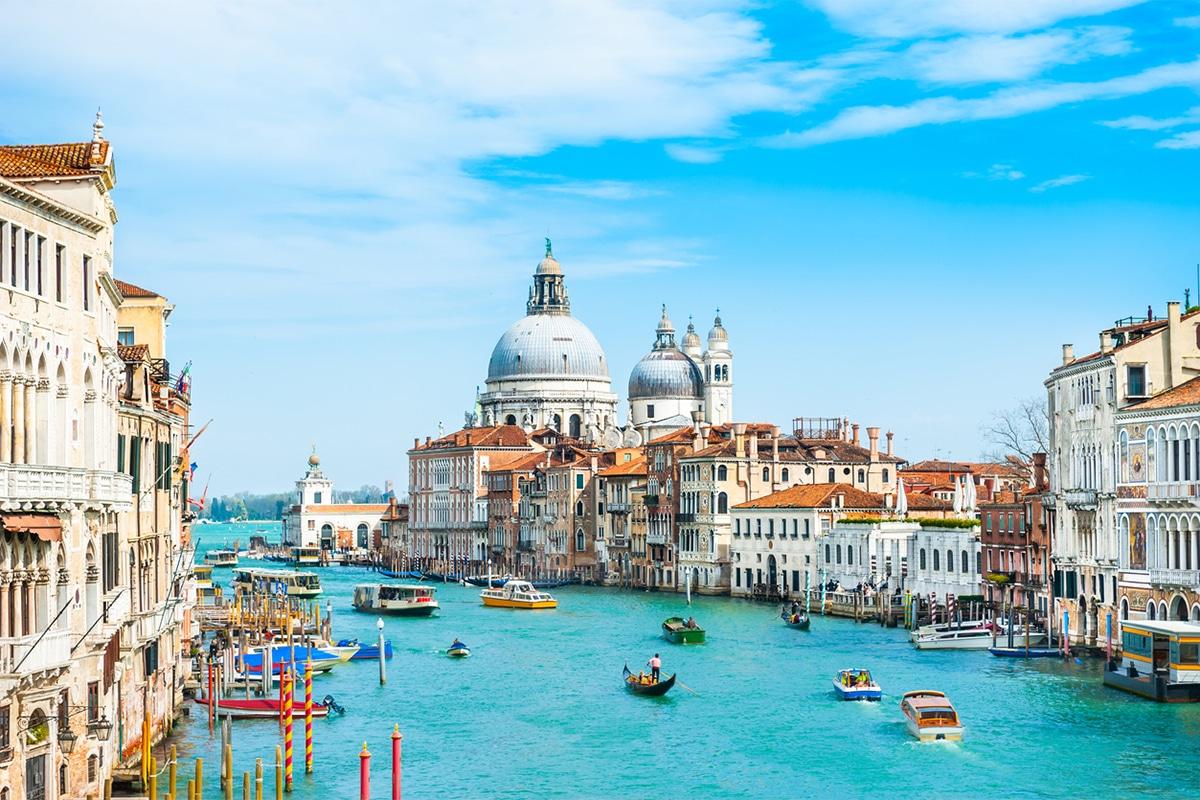 Seværdigheder - Venedig