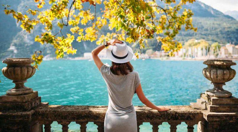 Vejret ved Gardasøen